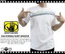 BODY GLOVE/ボディーグローブ〜ストレッチ天竺素材〜 グラデーションプリント半袖Tシャツ