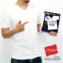【Hanes】【3枚組】【パックT】Hanes ヘインズ Tシャツ メンズ半袖Tシャツ 半袖Tシャツ ヘインズ 肌着 ヘインズtシャツ スポーツウェア Vネック...