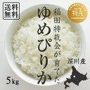 【北海道の米屋しか手に入らない】特別栽培米 稲田特栽会が育て...
