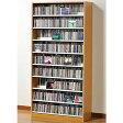 AUX(オークス)タンデムCD DVDストッカー 幅890【送料無料】【ポイント10倍】