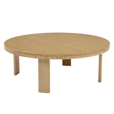 TEORI(テオリ)CHABUDAI(ちゃぶ台)円形テーブル 900/1050/1200【送料無料】※サイズによって値段が異なります。