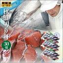 送料無料 素材を楽しむ秋鮭切り身たっぷり30切【無塩でお届け...
