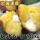 送料無料 新じゃがいも レッドムーン 10kg 北海道産 ジャガイモ 産地直送