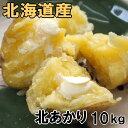 送料無料!越冬じゃがいも【北あかり10kg】北海道産ジャガイモを産地直送!...