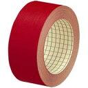 【プラス 】紙クロステープ AT-035JC 35mm×12m 赤[43730]