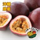 【送料無料】沖縄県産 訳あり パッションフルーツ1.8kg(22〜30個)