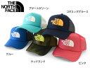 THE NORTH FACE KIDS LOGO MESH CAP ■NNJ01407_1-MG【キッズ&ベビー 帽子 ボウシ ぼうし メッシュ キャップ 男の...