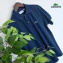 LACOSTE 半袖ポロシャツ ■L1264A-MG【メンズ トップス 半そで ワンポイント ラコステ 】■1000826