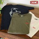 CHUMS Booby Cactus T-Shirt■CH0...