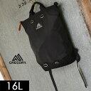 グレゴリー フラッシュデイ16L 89599-MG レディース メンズ リュック デイパック バッグ 鞄 ブラック トー...