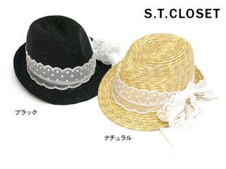 S.T.CLOSET キッズマニッシュ Cap ■ E80355-11 ■ 71947 _