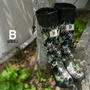 バードウオッチング バードウォッチング長靴【迷彩】[SS〜3...