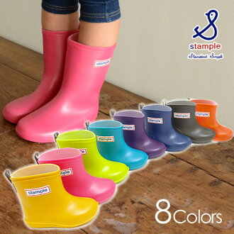 stample rainboots [13.0 cm-19.0 cm] ■ 75005-BOT ■ 8000097
