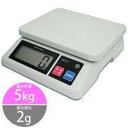 DRETEC/ドリテック プロスケール 5kgタイプ【RCP】【GS-500】