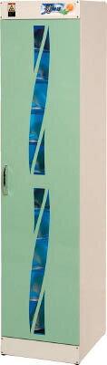 コトヒラ 光触媒方式スリッパ殺菌ロッカー10足用縦【KES010】 販売単位:1台(入り数:-)JAN[-](コトヒラ 除菌衛生用品) コトヒラ工業(株)【05P03Dec16】