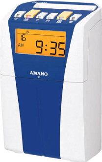 天野之彌電子時間記錄器 (藍色) [CRX200] 單位︰ 1 (與:-) JAN [4946267110907] (天野之彌時間時鐘) 天野之彌股份有限公司 [05P03Dec16]