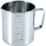 TRUSCO 不銹鋼燒杯噴口與 0。 5 l 92 X 90 [TSH634M] 單位︰ 1 (與:-) JAN [4989999343274] (TRUSCO 測量杯) trusco 中山公司 [05P03Dec16]