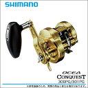 (5)シマノ オシア コンクエスト (301PG) (左ハンドル) /オフショア/両軸リール/ジギングリール/SHIMANO/OCEA CONQUEST/201...