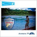 【5】【送料無料】ツララ アベントゥーラ 59 /バスロッド/ブラックバス/ライギョ/怪魚/釣り竿