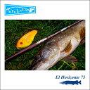 【5】【送料無料】ツララ エルホリゾンテ75 / バスロッド/ブラックバス/ライギョ/怪魚