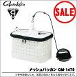 【目玉商品】がまかつ メッシュバッカン (GM-1475)カラー:ホワイト)/1s6a1l7e-bag