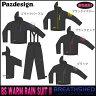 (5)【目玉商品】Pazdesign(パズデザイン) BS ウォームレインスーツII [SBR-035](ブラック:Mサイズ)(2016年新色) /防寒着/釣り/アウトドア/レインウェア/1s6a1l7e-wear