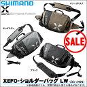 (5)【数量限定!40%OFF】シマノ XEFO・ショルダーバッグ LW (BS-240N ) /釣り/アウトドア/鞄/ゼフォー/SHIMANO/1s6a1l7e-bag