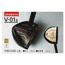 【HONMA】ホンマ パークゴルフ クラブ V-01s