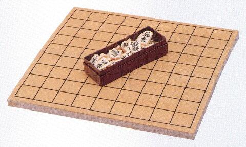 木製将棋盤セット(駒付)