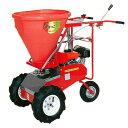 【KANRYU/カンリウ】小型軽量 自走式肥料散布機 MF400【ブロキャス/肥料散布器】