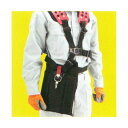 【YAMABIKO/やまびこ】やまびこ純正アクセサリー 刈払機用肩掛バンド ダブル型ワイド(腰パットつき) [共立/新ダイワ/刈払機用ハーネス]