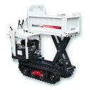 【atex/アテックス】石材用クローラ運搬車 『力石 XS400LDBA』[油圧リフトorダンプ]