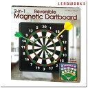 マグネットダーツボード:LEADWORKS12586:マグネットダーツゲーム,送料無料