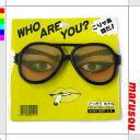 どっきりメガネPART−3・A【V34-73】PB041Aパーティーグッズ・めがね・眼鏡・変装・お笑い小道具★