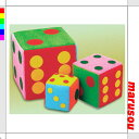 Color dice jumbo [V34-91] PL018