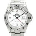 ロレックス ROLEX エクスプローラー2 16570 ホワイト メンズ腕時計 自動巻