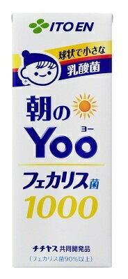 朝のYoo フェカリス菌1000 200ml×24本