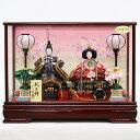 雛人形 久月 アクリルケース 親王飾り 10P03Dec16