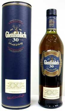 グレンフィディック 30年  40度 700ml