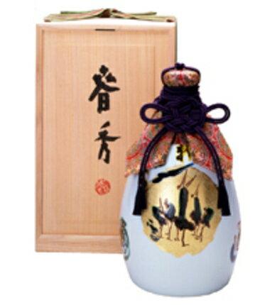 受注生産の為お取寄せ品 沢の鶴 春秀 大吟醸 壷詰 2700ml 【お取寄せ品】2〜3週間お時間かかります。