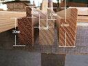 杉巾木・見切り 杉無節 17×41×1985 5本セット 木材 板 日曜大工 DIYに
