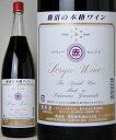 【お取り寄せ】蒼龍葡萄酒 ソウリュー セレクト 赤 1800ml(一升ビン)