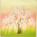 四季小ふろしき〔春〕桜
