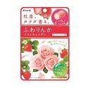 【クラシエ】 ふわりんか ソフトキャンディ(ストロベリーローズ味) (32g×10袋) 吐息、カラダ香る