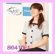 事務服 86415-1 サマージャケット マリンボーダー en joie 株式会社ジョア アン ジョア ユニフォーム 制服
