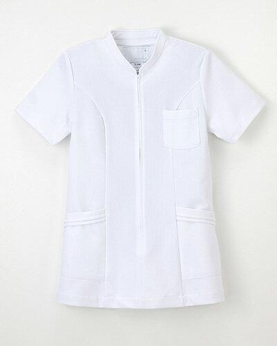 TS-2087 女性 看護 上衣 半袖 医療 ナガイレーベン ドクターウェア 上衣 TS2087【白衣】白衣 医療白衣 看護白衣