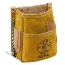 ジェフコム クライン腰袋 【KL5125L】 DENSAN>電設作業工具>腰回り品・安全保護具>腰袋...
