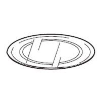 シャープ[SHARP] オプション・消耗品 【3502930101】 電子レンジ用 ターンテーブル(ガラス製)(350 293 0101) [新品]【RCP】