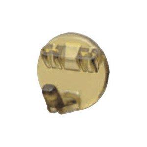 シロクマ アクアフック丸形  30mm クリアオリーブ 【C-102】[新品]【RCP】