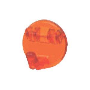 シロクマ アクアフック角形  30mm クリアオレンジ 【C-102】[新品]【RCP】